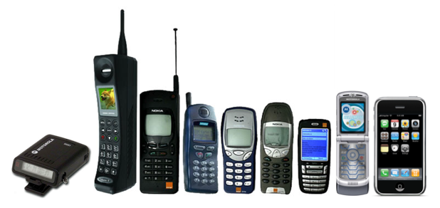 evolution of cell phone technology A brief history of mobile communications  the cell phone became ordinary  the technology arena has also moved on-- from voice to.